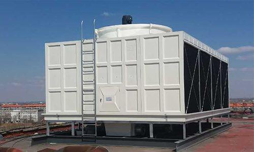 工业冷却塔噪音来源及减噪实施方案